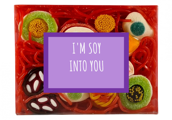 SOY INTO YOU